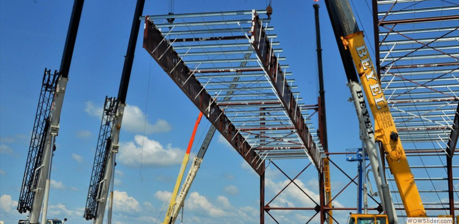 Crane-Rigging