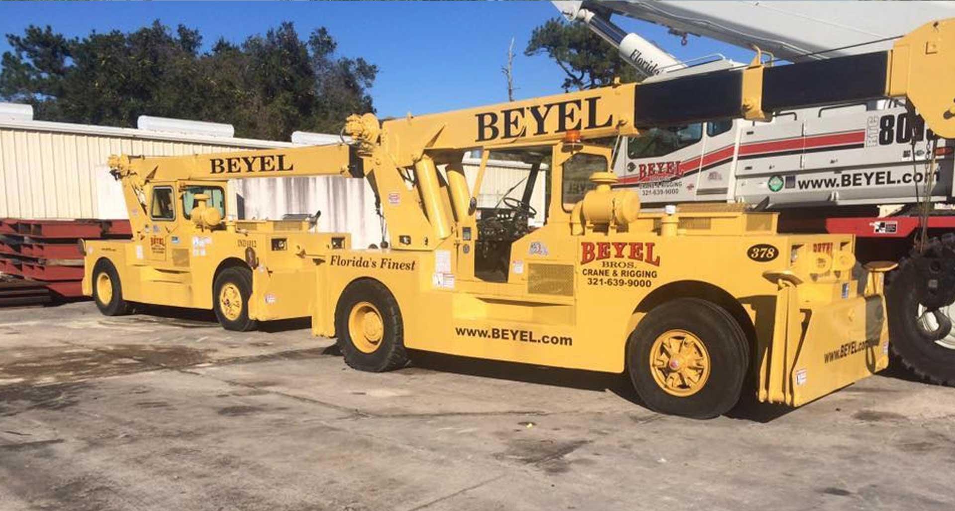 Beyel Brothers - Jacksonville, FL - www.beyel.com